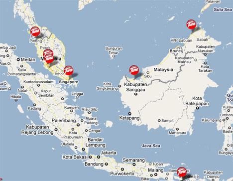 Tune Hotel Malaysia