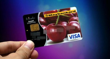 Maybank Visa Debit