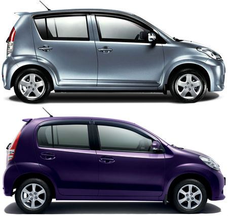 Perodua_Myvi_Comparison_Side