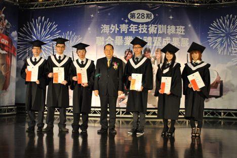 海青班畢業生