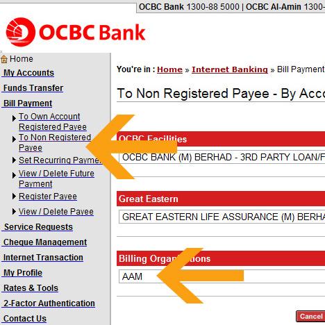 OCBC pay TNB 1