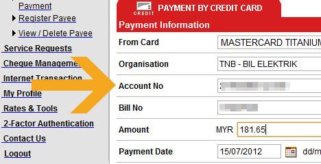 OCBC pay TNB 3