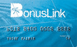Shell bonuslink card