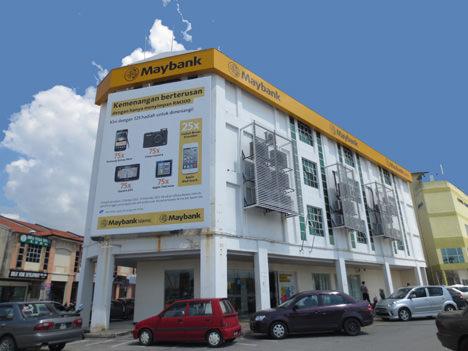 Maybank Manjung Branch