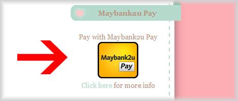 Maybank2upay icon