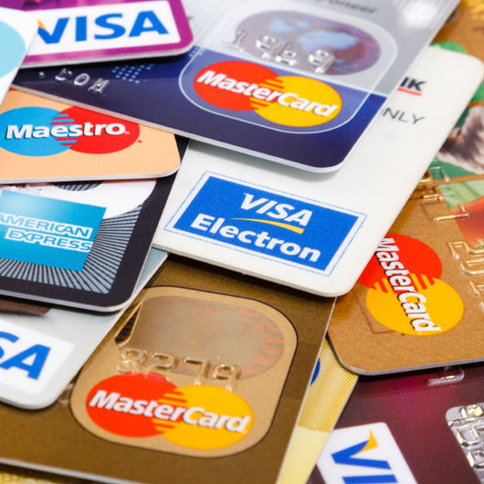 Credit cardA