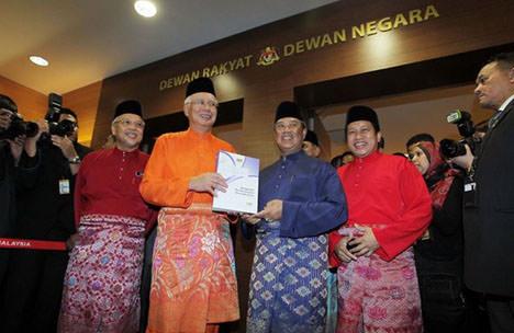 Budget Malaysia 2014