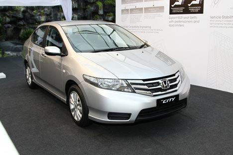 Honda city Grade S