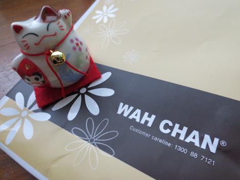 Wah Chan Gold