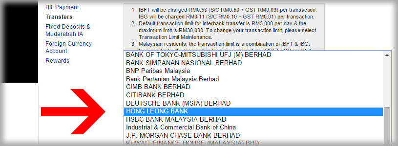 maybank to hlb