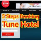 TuneHotel Book