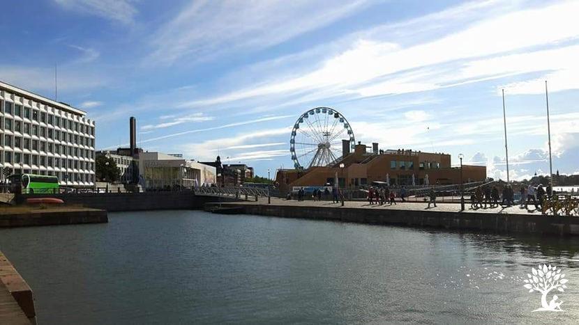 Finland Ferris Wheel