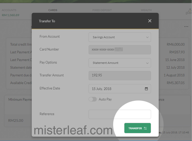 Maybank Mastercard Ikhwan Payment 06