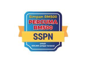 SSPN Percuma RM500 PTPTN