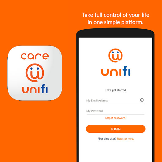 Care Unifi App