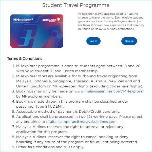 MAS Student Travel Term
