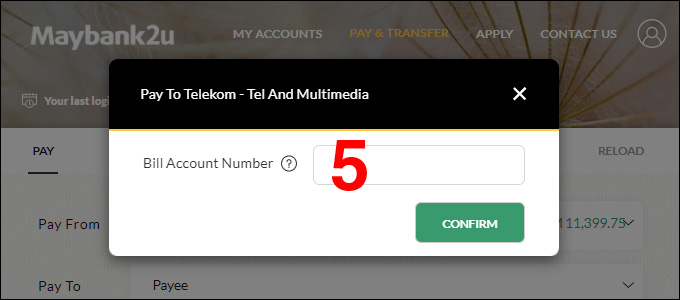 Maybank2u To TM Unifi 02