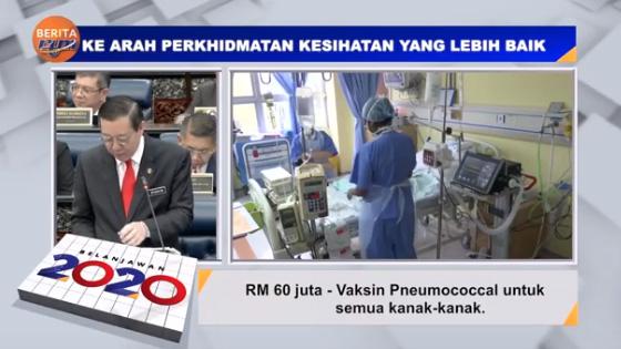 Pneumococcal Vaccine Budget Malaysia